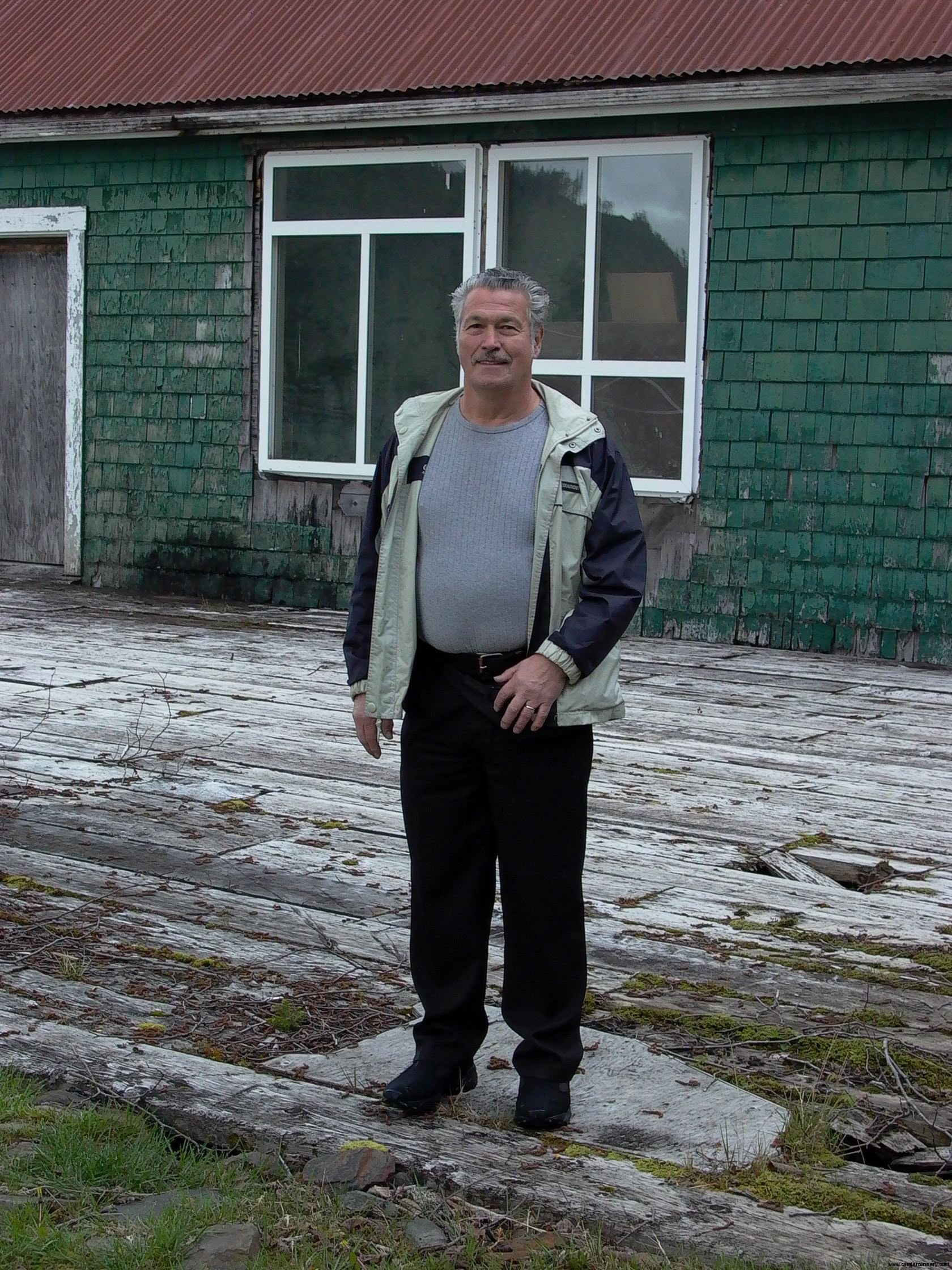 Cassiar Cannery: Richard Webb, Ladysmith, BC -lived at Cassiar in 1942-fondest memory 10c chocolate bars at the store