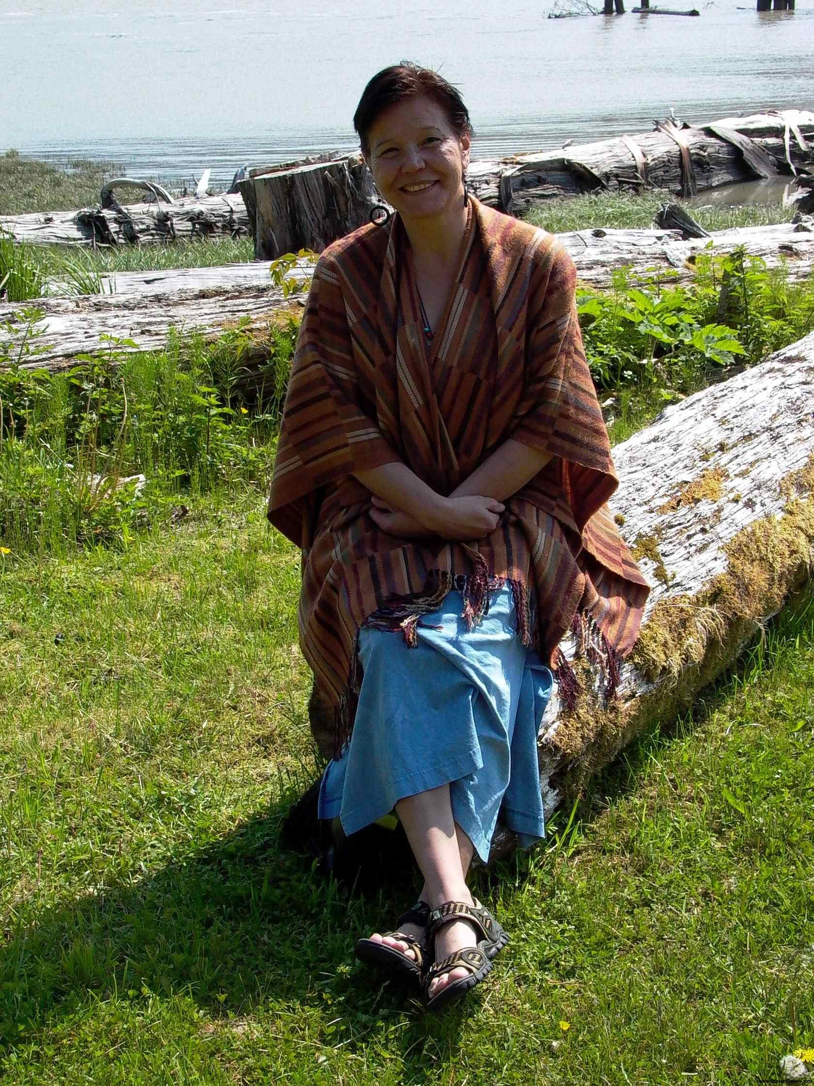 Cassiar Community: Alice Kruta, Inverness Cannery- worked at Cassiar in 1981 cleaning fish