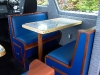 Cassiar Cannery - Poseidon Marine - Charles Hays - starboard settees and table