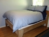Cassiar Cannery - Coho House - really comfortable bed
