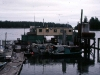 Cassiar Cannery - Doug Lait - 1975 - Fuel Barge in Port Edward
