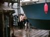 Cassiar Cannery - Doug Lait - 1975 - Christening the Cheryl Jacqueline 2