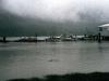 Cassiar Cannery - Doug Lait - 1975 - boats tied at Cassiar docks 1