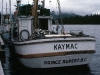 Cassiar Cannery - Doug Lait - 1975 - Kaymac - a Wahl boat built in 1957