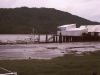 Cassiar Cannery - Doug Lait - 1975 - Ice House at low tide