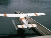 Cassiar Cannery - Macmillan family's Vancouver Island operation - floatplane