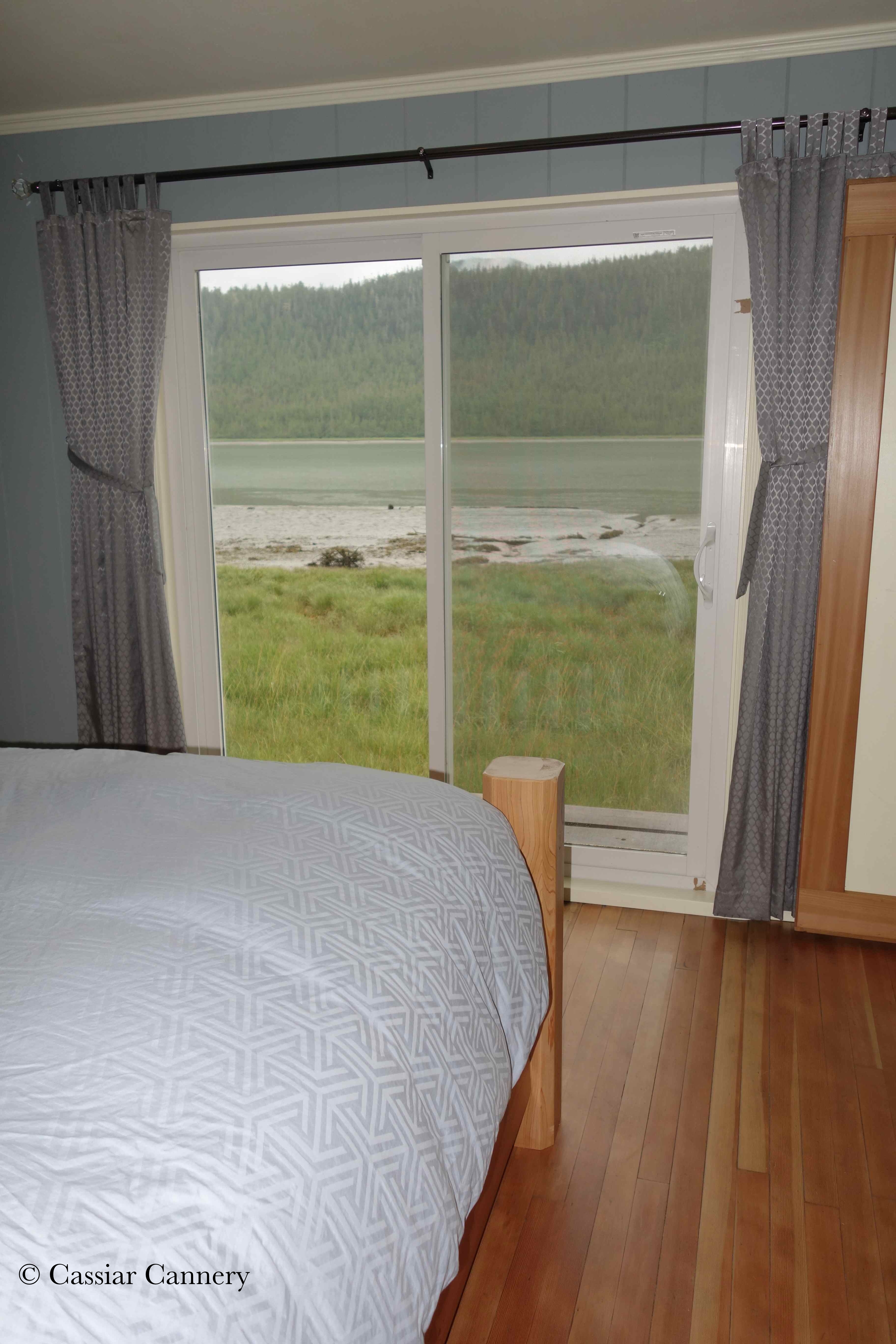 Cassiar Cannery - Halibut House- master bedroom.jpg