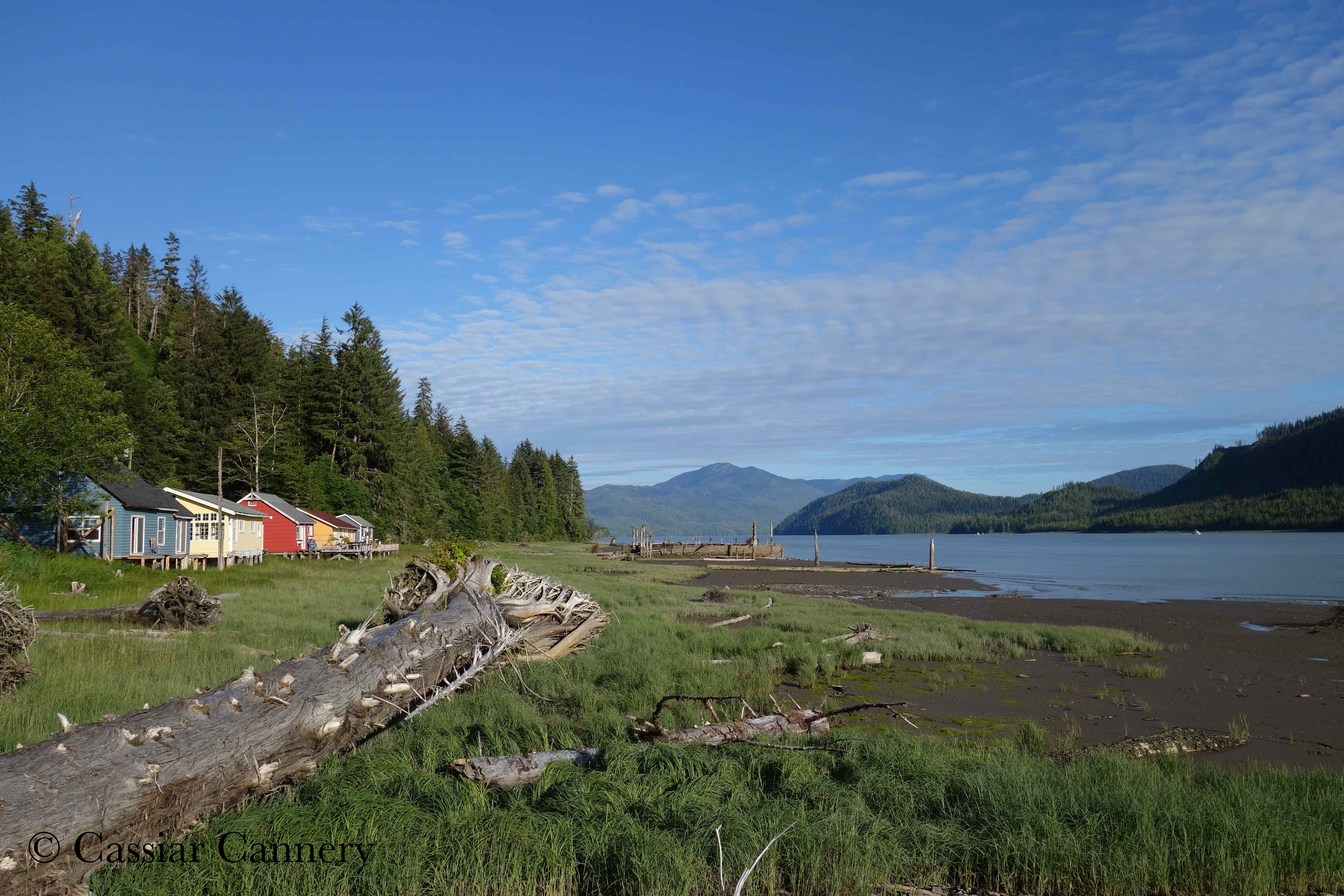 Cassiar Cannery - Halibut House- view down to the Skeena.jpg