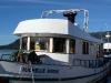 Cassiar Cannery - Poseidon Marine - Michelle Marie-installing new radar arch