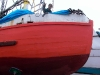 Cassiar Cannery - Poseidon Marine - Norgate - two talented shipwrights, three long days and this boat was ready to go back in the water.