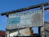Cassiar Cannery - Ocean Fisheries sign