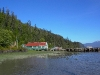 Cassiar Cannery - clubhouse and houses