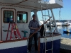 Poseidon Marine - Charlie M - Mark Bell - shipwright extraordinaire