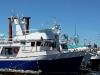 Poseidon Marine - Charlie M - cabin paint job