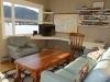 Cassiar Cannery - Sockeye House - living room window