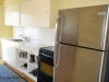 Cassiar Cannery - Steelhead House - full size stainless fridge and new stove