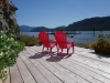 Cassiar Cannery - porching