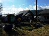 Cassiar Cannery - before - behind Sockeye House