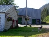 Cassiar Cannery - office and freezer building - summer 2009