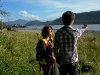 Cassiar Cannery - learning how to read the compass