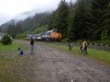 Cassiar Cannery - VIA Rail - riding the rails May 2010